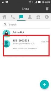 Cara Daftar Whatsapp Menggunakan Nomor Luar Negeri