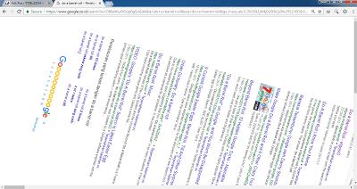 trik unik google web search