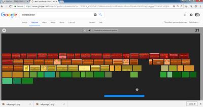 trik google atari breakout