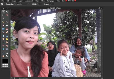 edit foto online pixlr