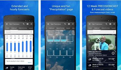 Aplikasi Android Keren - 1Wheather