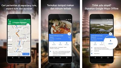 Aplikasi Android Keren - Google Maps
