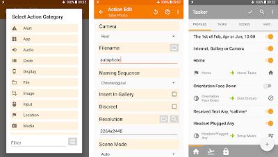 Aplikasi Android Keren - tasker