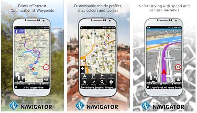 Aplikasi GPS Terbaik yang Harus Ada di Smartphonemuu