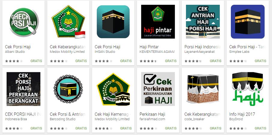 Aplikasi Panduan Jemaah Haji dan Umroh