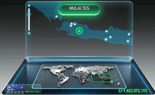Cara Mengecek Kecepatan Internet Android